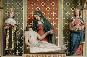 聖エリザベート(Die heilige Elisabeth von Thüringen)