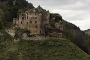 フランケンシュタイン城廃墟(プファルツ)(Burgruine Frankenstein)