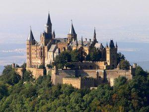 ホーエンツォレルン城(Burg Hohenzollern)の歴史