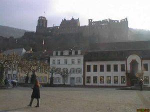 古き栄華ハイデルベルク城(Schloss Heidelberg)