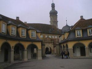 Schloos Weikersheim