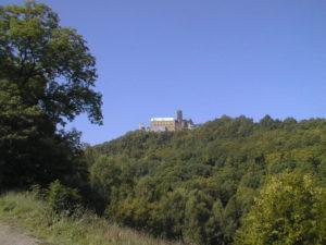 ヴァルトブルク城