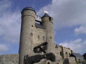 グライフェンシュタイン城廃墟(Burgruine Greifenstein)の歴史