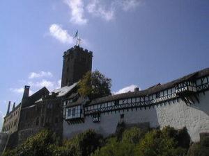 ヴァルトブルク城(Wartburg)の歴史