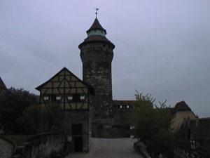 皇帝の居城,カイザープファルツ・ニュルンベルク(Kaiserpfalz Nürnberg)