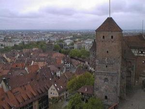 塔からの眺め