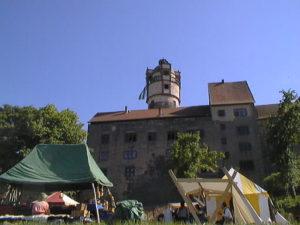 ロンネブルク城(Burg Ronneburg)の歴史
