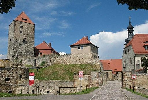 ザクセン・アンハルト州の古城