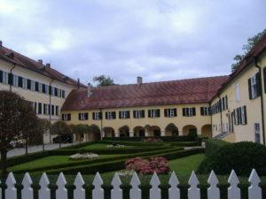 ヴァラーシュタイン城(Schloss Wallerstein)