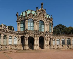 ツヴィンガー宮殿(Dresdner Zwinger)