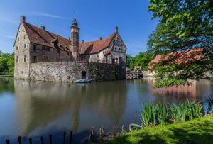 ヴィッシェリング城(Burg Vischering)