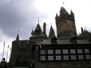 帝国城砦コッヘム城(Reichsburg Cochem)