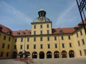 モーリッツブルク城(ツァイツ)(Schloss Moritzburg(Zeitz))‐司教から選帝侯へ