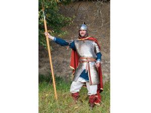 フランク軍の重装騎兵‐騎士の始まり