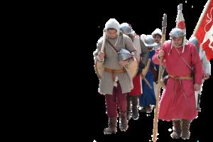 中世の封建制度と騎士