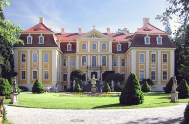 ランメナウ城(Barockschloss Rammenau)