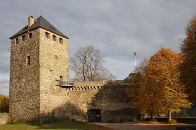 ザイン城(Burg Sayn)
